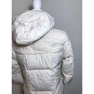 5205e20f8 The North Face Women's Rhea Down Parka Coat White NWT